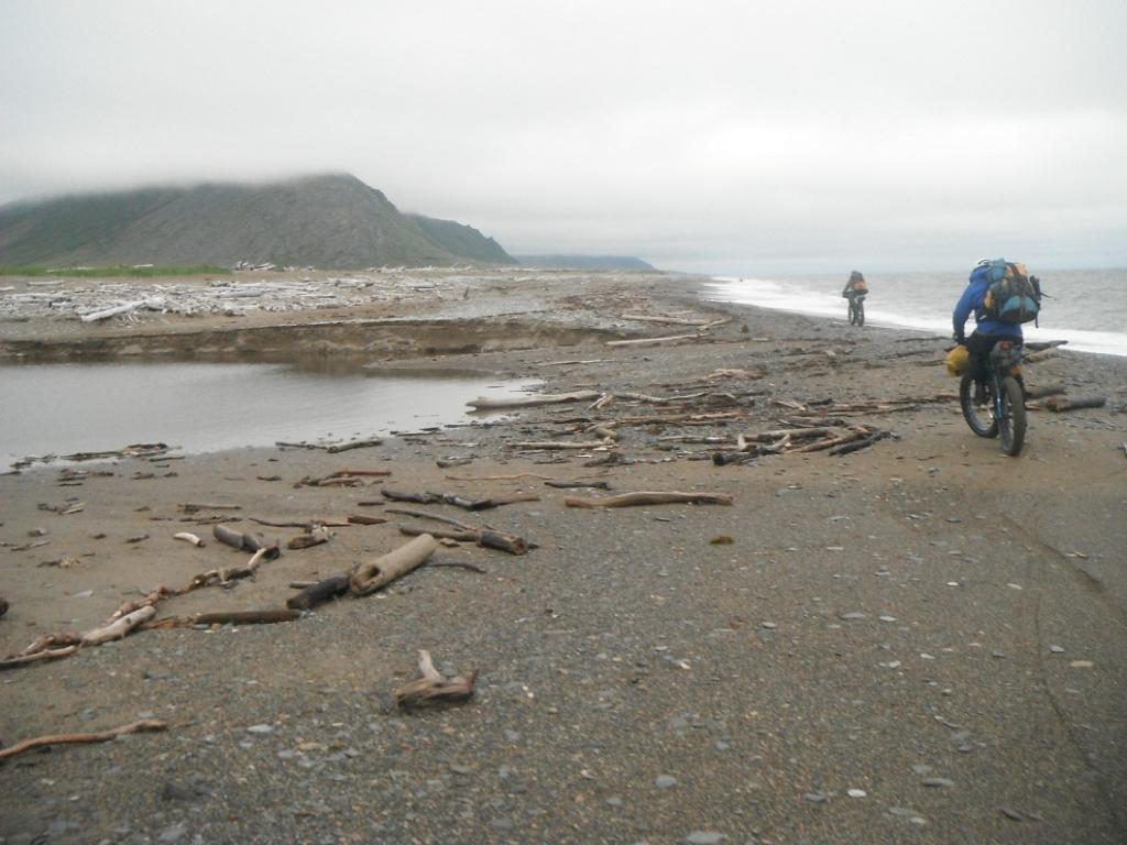 Daily Fat-Bike Pic Thread - 2012-7-approaching-cape-rodney.jpg