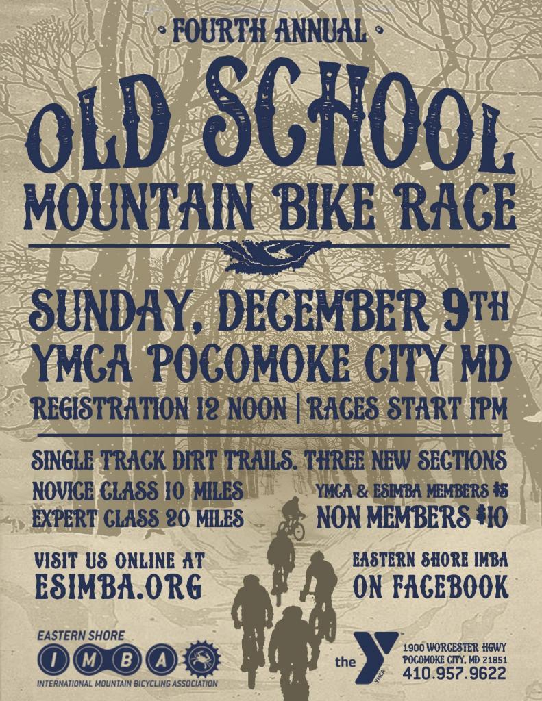 Eastern Shore IMBA Mountain bike race Dec, 9th-705150_518704441480940_719393323_o.jpg