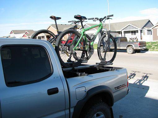 Pickup Truck Bike Rack Mtbr Com