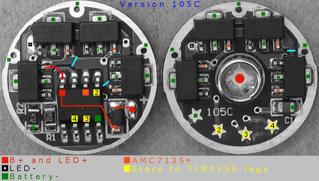 2800ma AMC7135 multi mode driver boards-7135.jpg