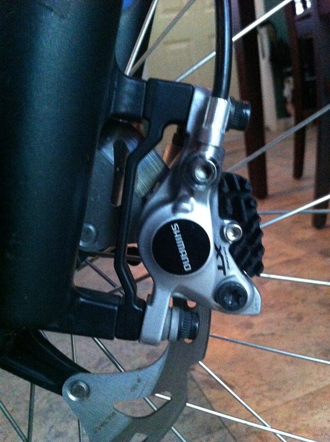 HELP: install XTR brake on PM fork; 180mm rotor; 160-180 adapter-730409d1350164164-xt-brake-squeak-no-motion-036.jpg