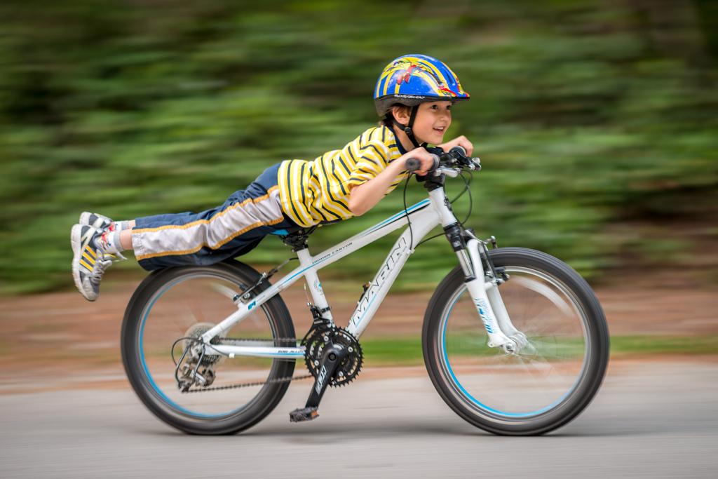 Tour de France pose