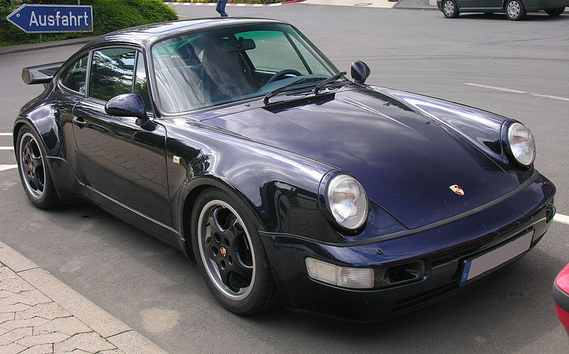 """""""Your Favorite Car Of Your Birth Year""""-800px-porsche_964_turbo.jpg"""