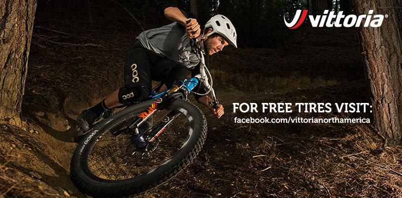 Vittoria Free Tires contest