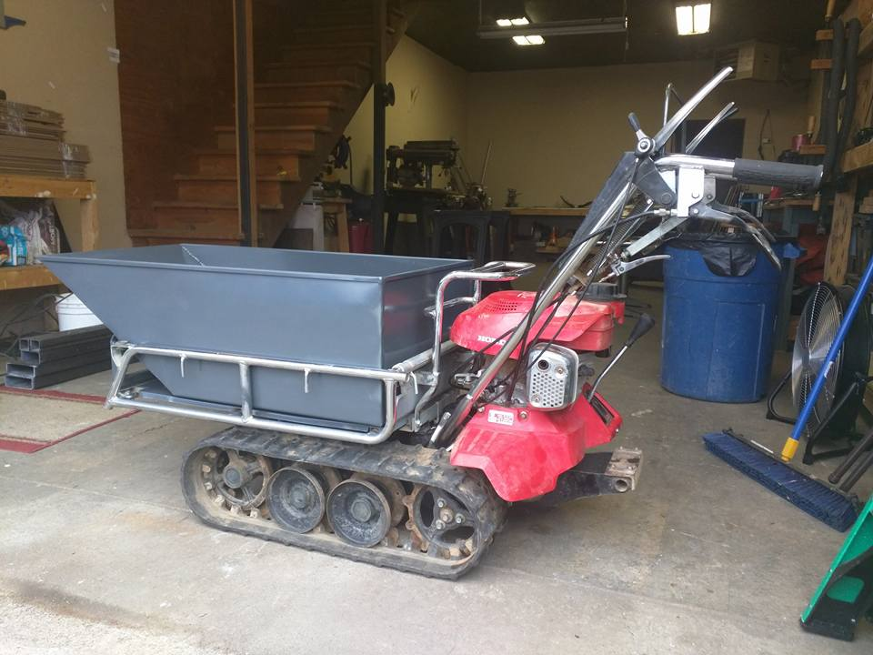 Powered Wheelbarrow Mtbr Com