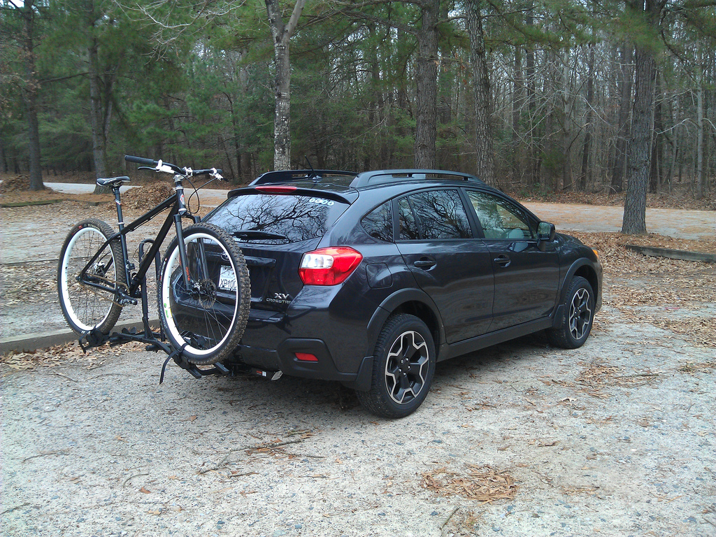 Review Subaru Xv Crosstrek Long Term Update Mtbr Com