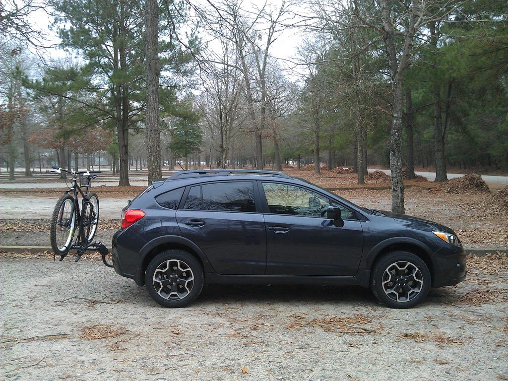Review: Subaru XV Crosstrek – A good car for cyclists ...
