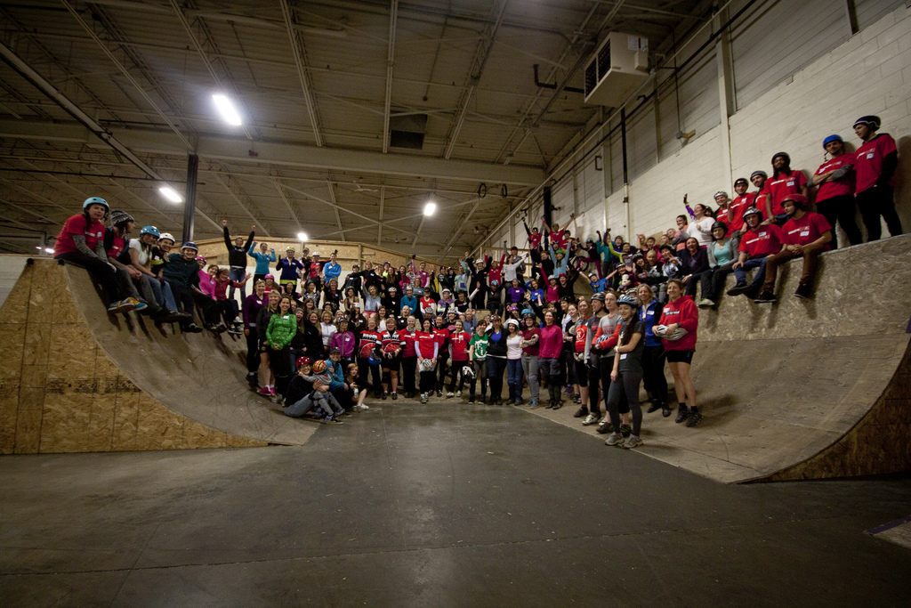 2013 Joyride Women's Weekend - Feb 2&3-8508130561_5fb2368307_b.jpg