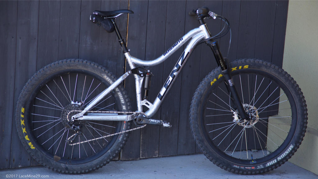 Full Suspension 29er Frames with Most Rear Tire Clearance- Mtbr.com