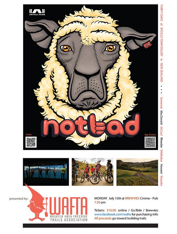 WAFTA:  Summer Fundraiser - Anthill's Not Bad Film Premiere!!-9271347230_2e3c966e8c_c.jpg