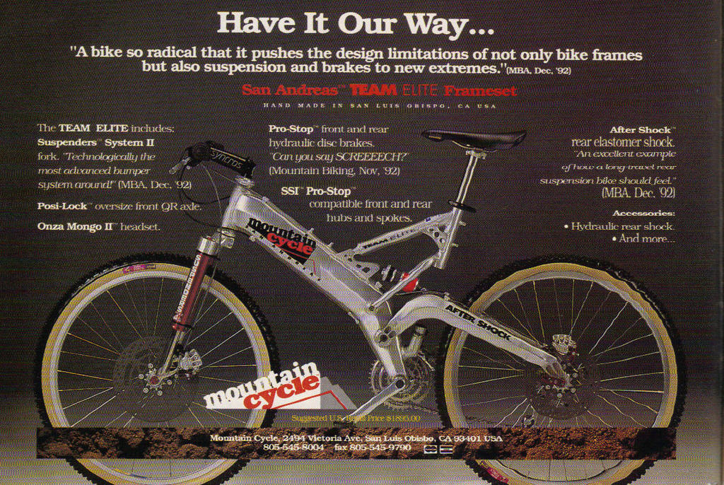 Would you buy a new vintage-style MTB?-92mtncyclead.jpg