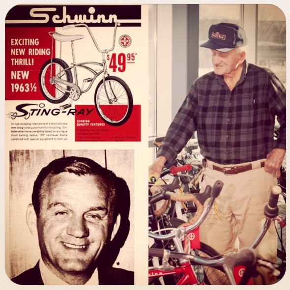 Rest in Peace Al Fritz - Inventor of the Original Schwinn Sting-Ray-942962_521987307860810_315131067_n.jpg