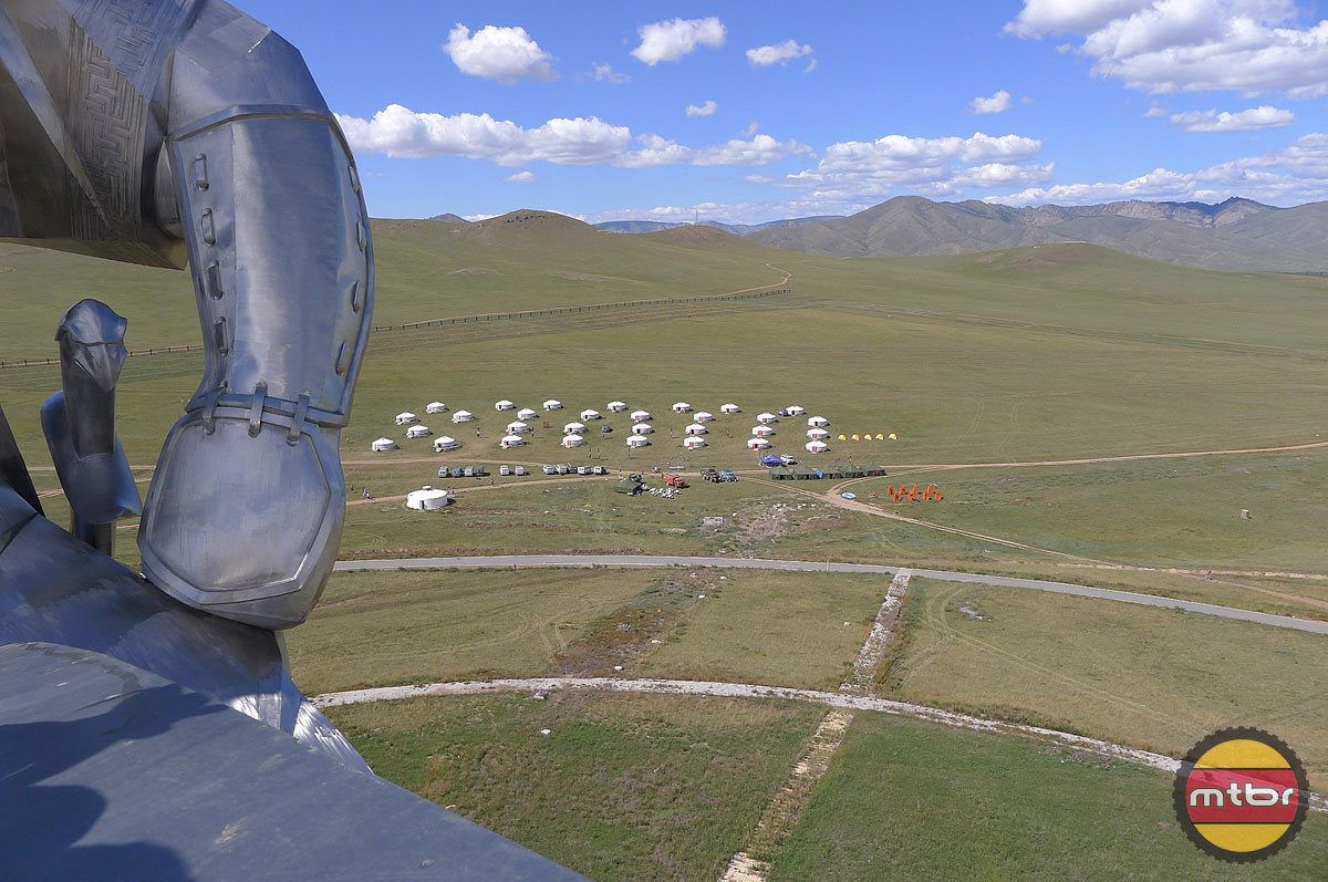 Chinggis Kahn Complex