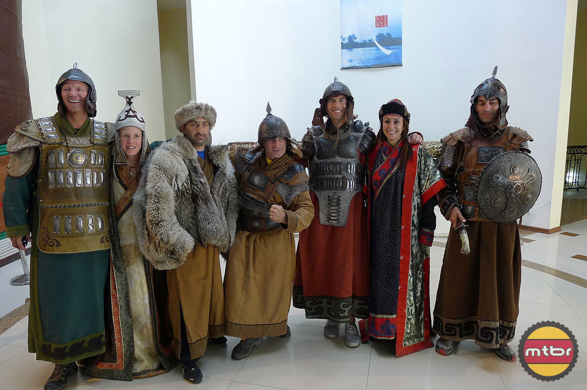 Authentic Mongolian Costumes