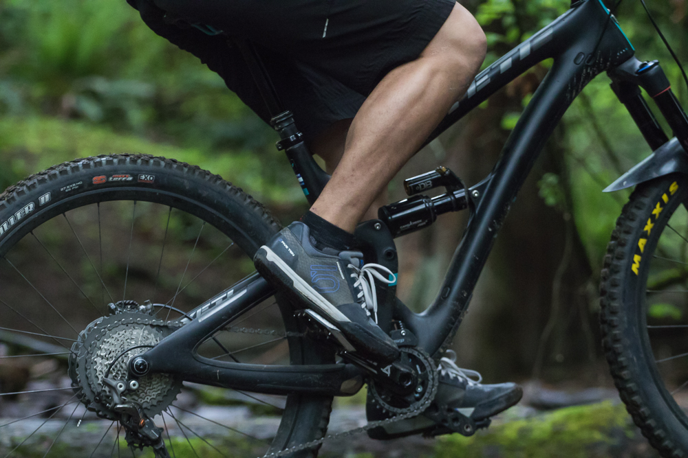 The number one way to make mountain biking more fun is to get mountain bike shoes.