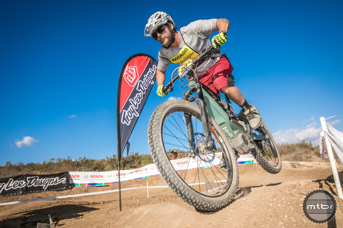Boogaloo eMTB race series back in 2018