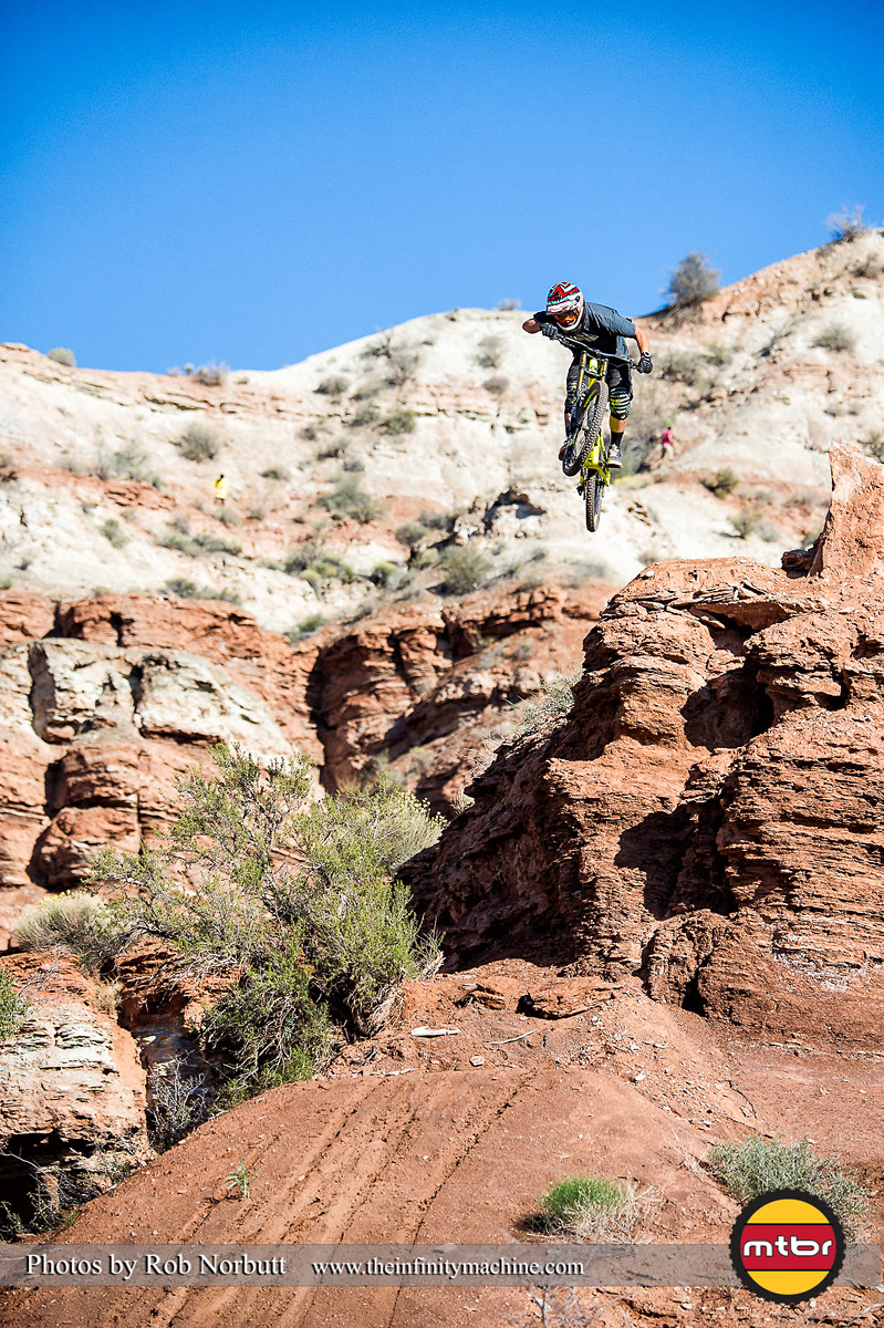 Red Bull Rampage 2013 Practice - Photo by Rob Norbutt