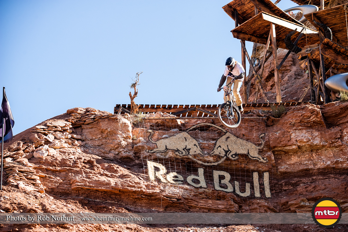 Makken Haugen On The Oakley Sender - Redbull Rampage Qualifying 2013