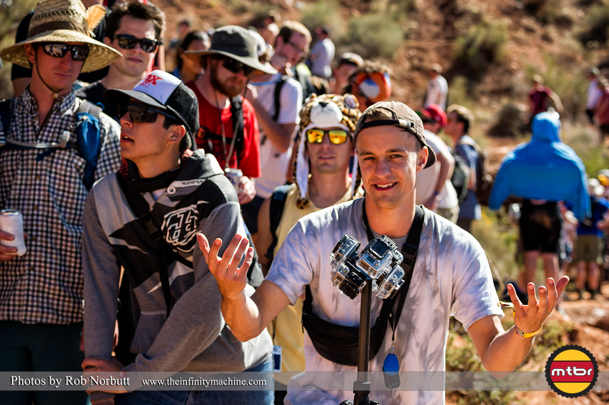 New From GoPro? Redbull Rampage 2013