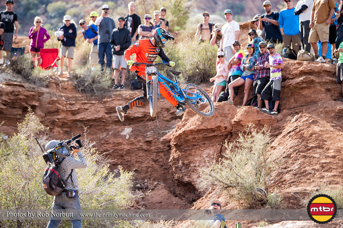 Brandon Fairclough Can Can - Redbull Rampage 2013 Finals