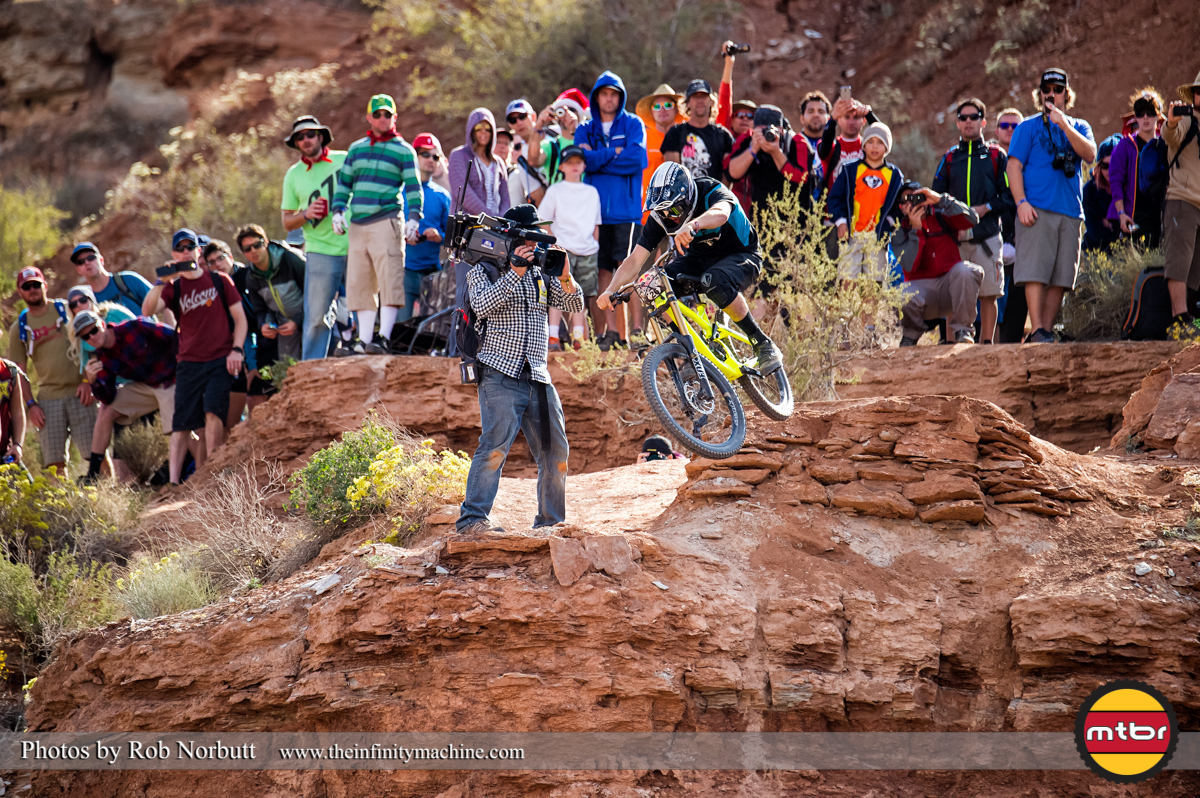 Bendon Howey - Redbull Rampage 2013 Finals