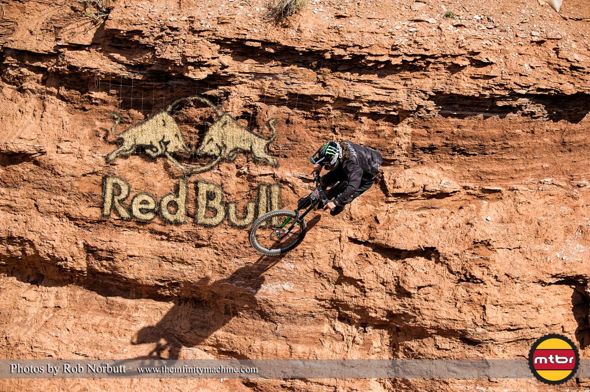 Graham Agassiz - Redbull Rampage 2013 Finals
