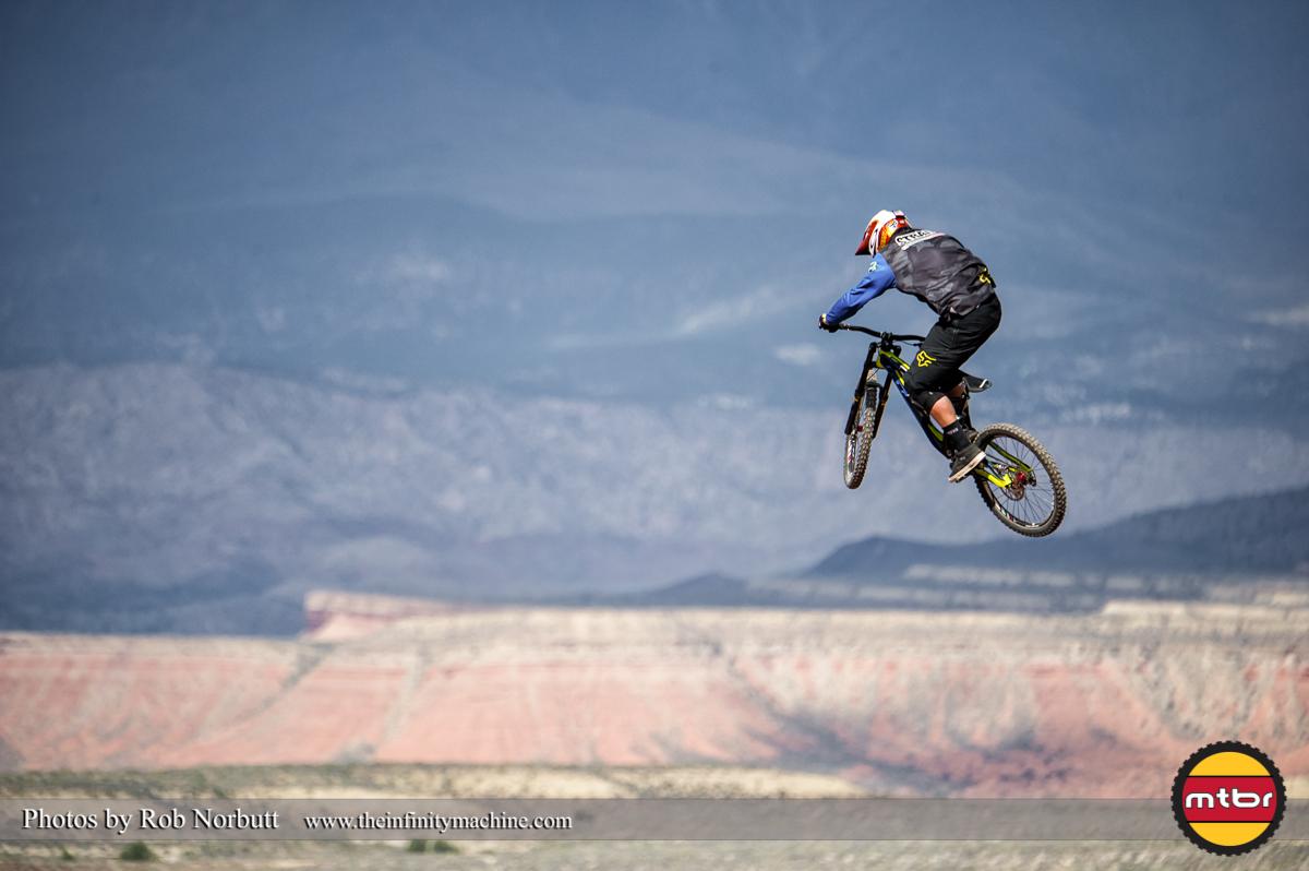 Kyle Strait - Redbull Rampage 2013 Finals