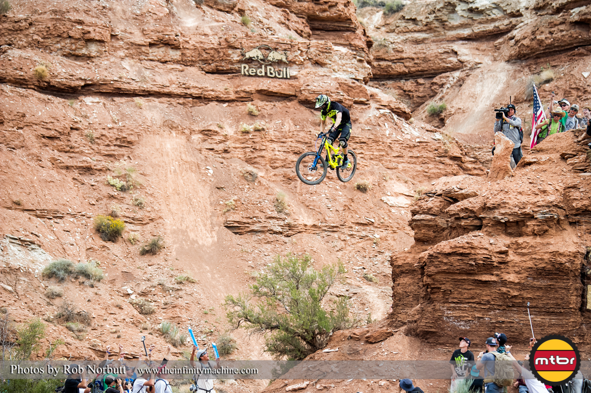 Pierre Eduard Ferry - Redbull Rampage 2013 Finals