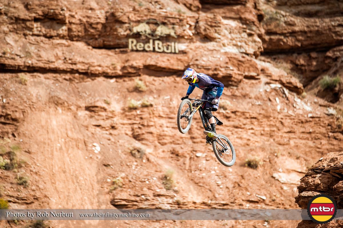 Thomas Genon - Redbull Rampage 2013 Finals