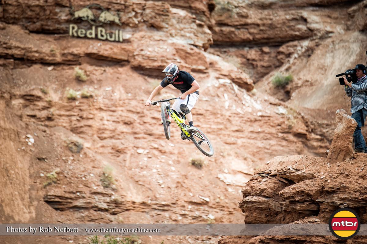Kyle Norbraten - Redbull Rampage 2013 Finals
