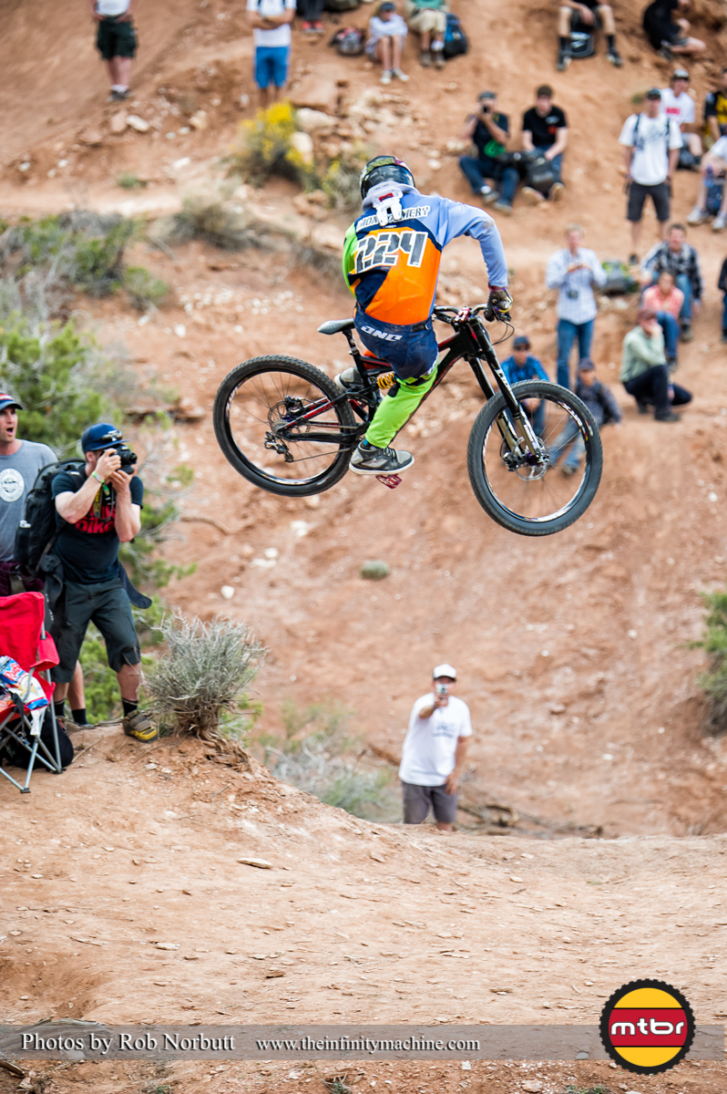 Mike Montgomery - Redbull Rampage 2013 Finals
