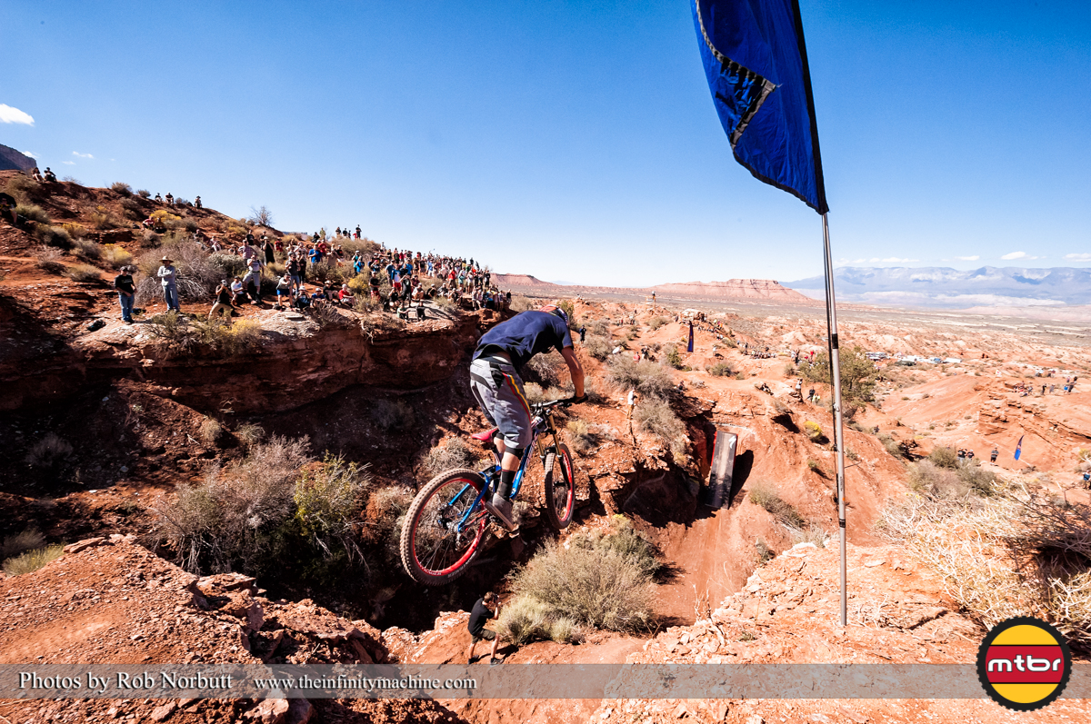 Ryan Howard - Redbull Rampage Qualifying 2013