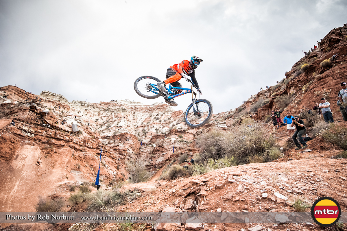 Brandon Fairclough - Redbull Rampage 2013 Finals