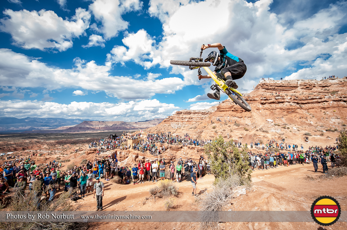 Brendon Howey & the 2013 Redbull Rampage Finals Crowd