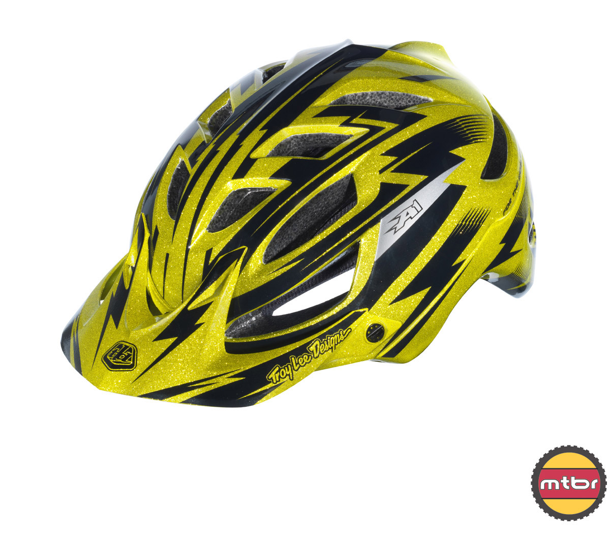 Troy Lee Designs - A1 All Mountain helmet -leftfront