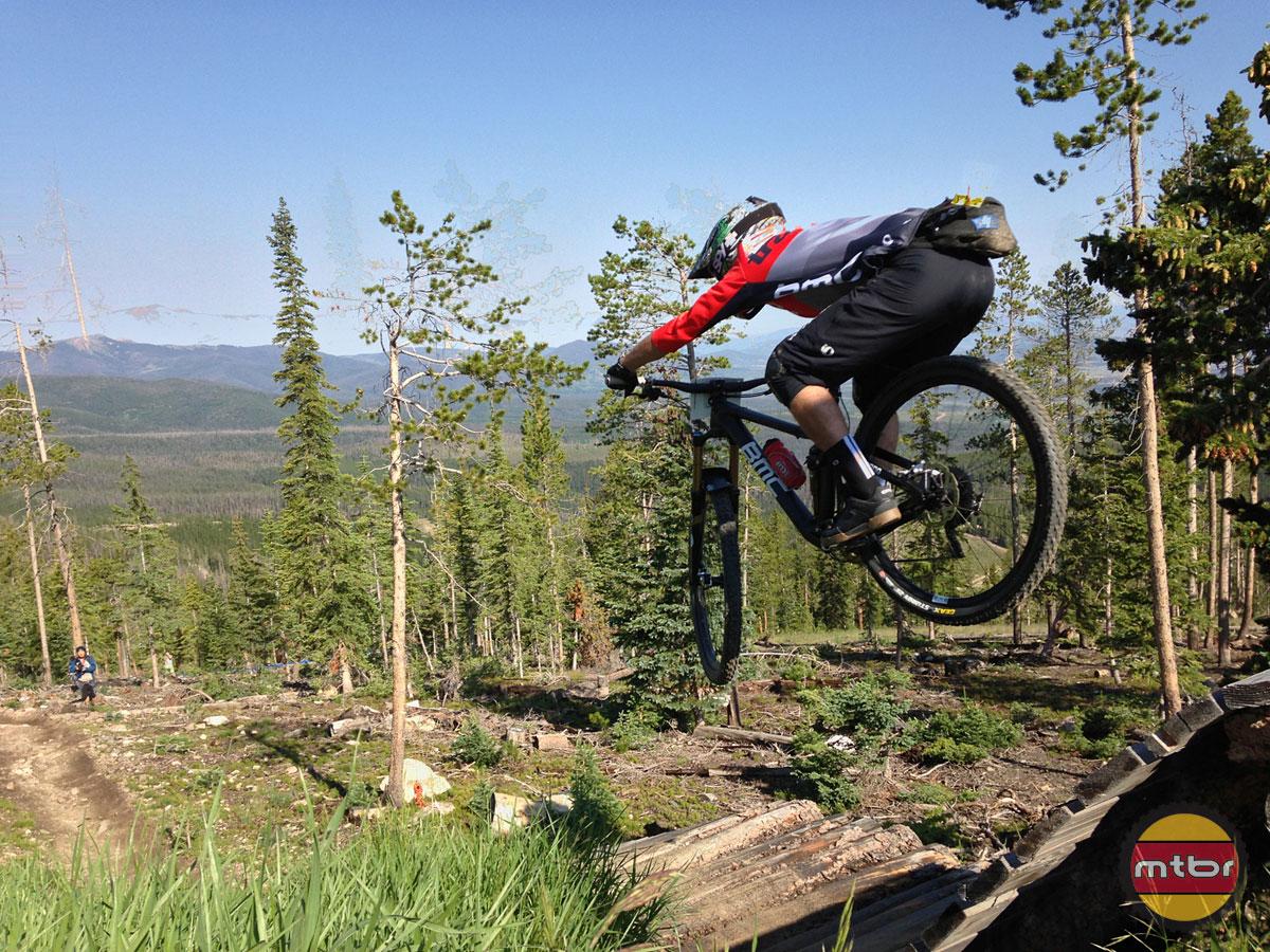 Aaron Bradford Jump