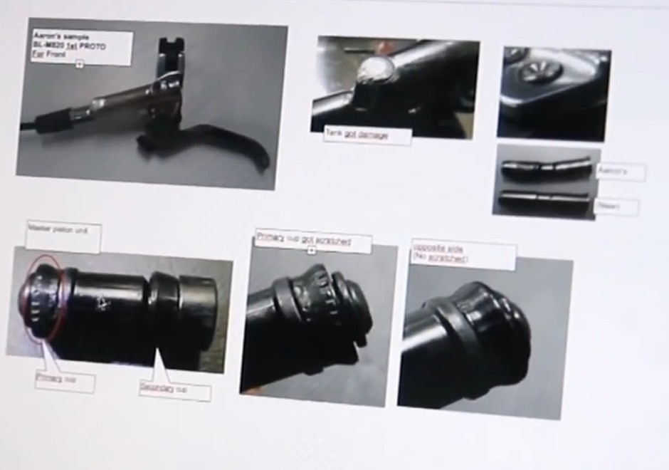 SRAM needs to do their brake testing in Phoenix in the summer-aarongwinshimanobrakefail.jpg