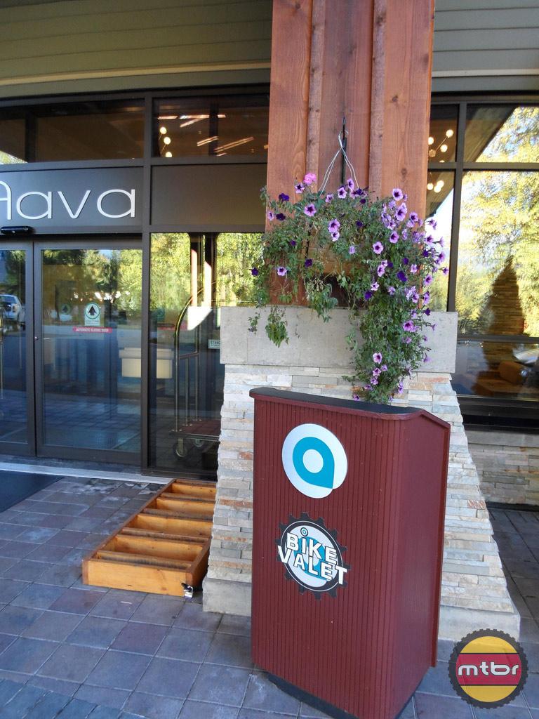 Aava Hotel Bike Valet