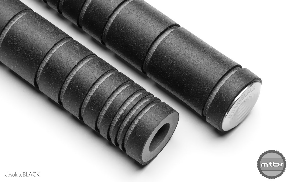 AbsoluteBLACK silicone grips launched