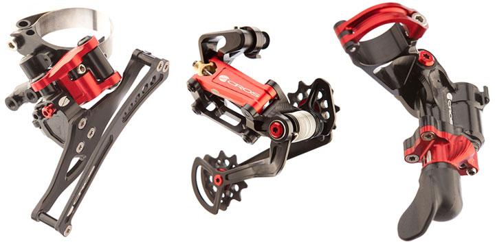Acros Hydraulic Shifting System