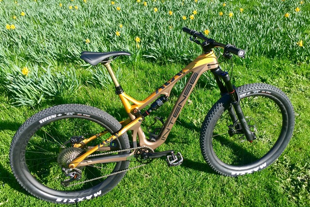 29cecc10b33 Introducing the Intense ACV 27.5+ Yes, they did!- Mtbr.com