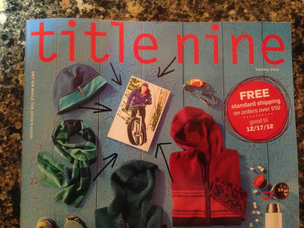 My wife just got the latest issue of Title Nine.  (Fatbike Content)-ad.jpg