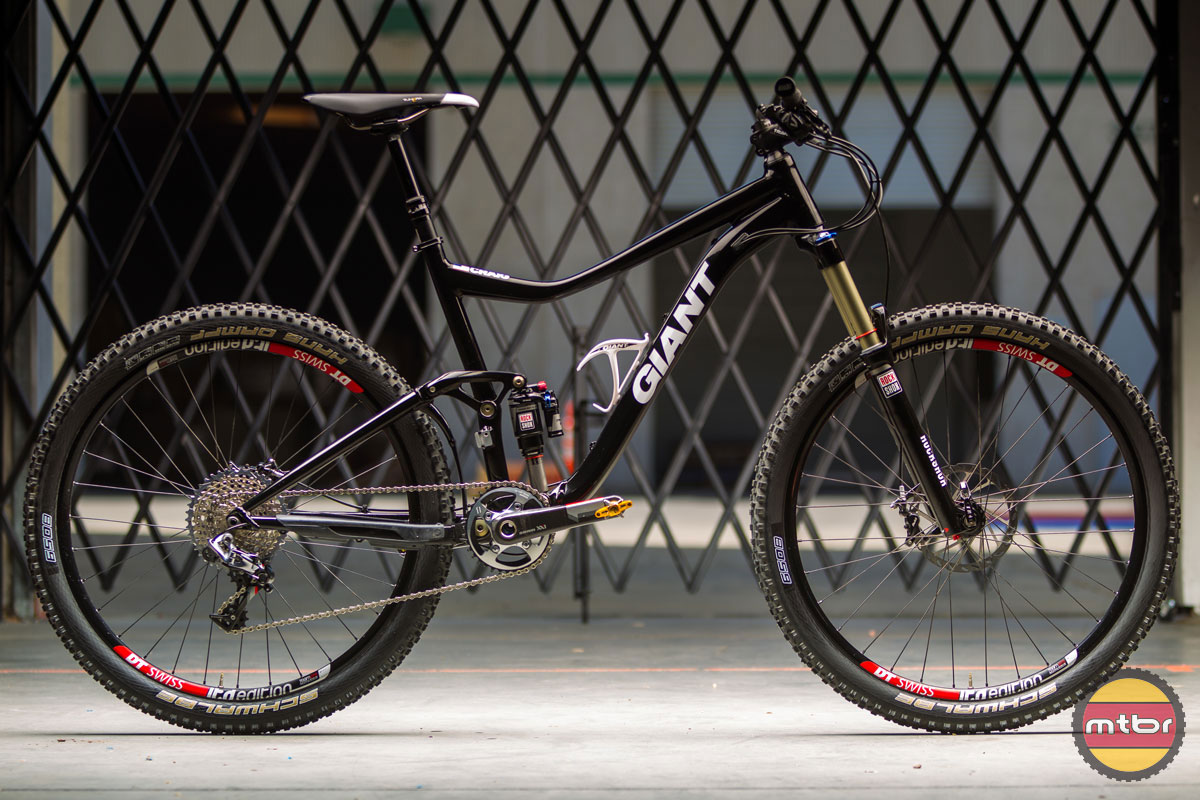 Adam Craig's Alloy 27.5 Enduro Bike