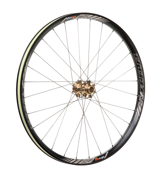 Sun-Ringle - ADD Pro 27.5 5 - front wheel