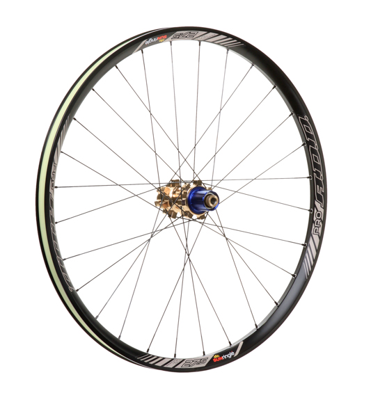 Sun-Ringle - ADD Pro 27.5 5 - front rear