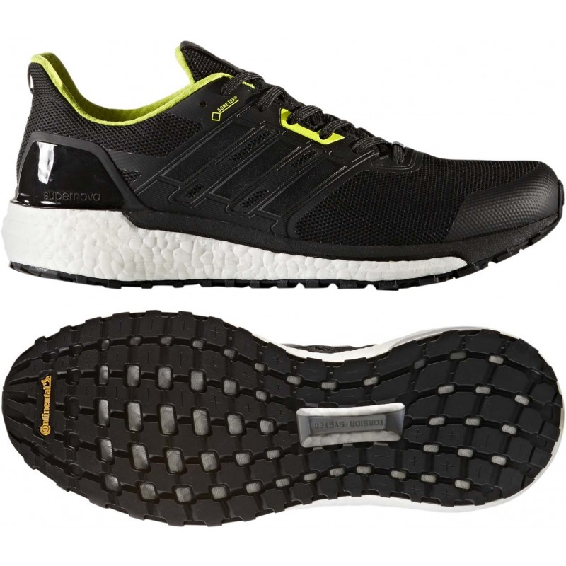 e3acde876 BEST Mountain Bike Shoes for Flat Pedals -adidas-supernova-gore-tex