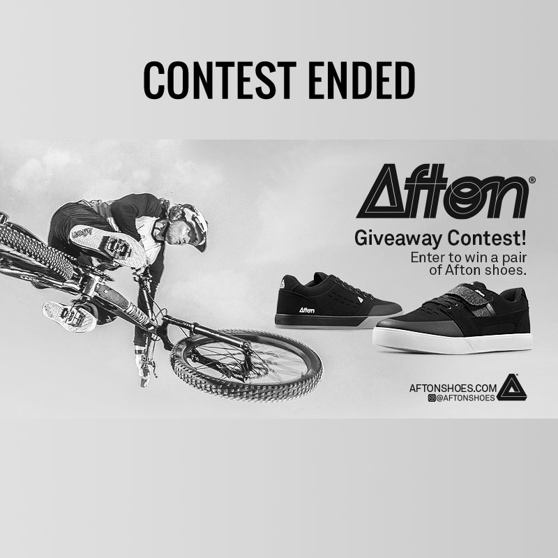 Afton-Contest-End