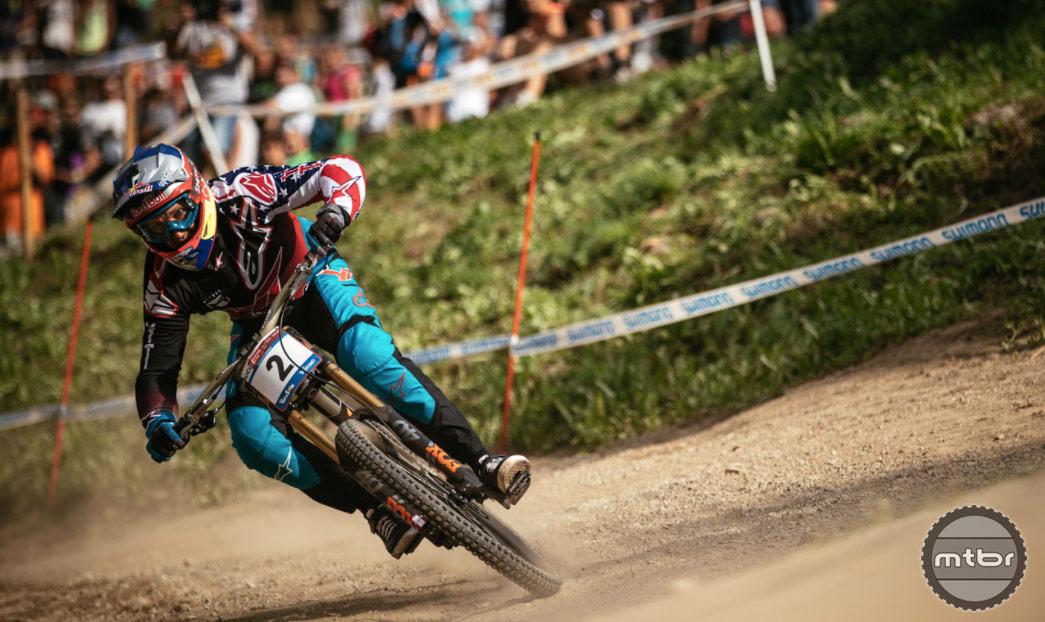 Aaron Gwin Downhill