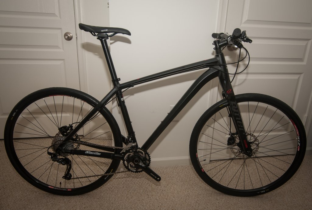 Fitness Bikes Rigid Frame Hybrids Flat Bar Road Bikes Mtbr Com