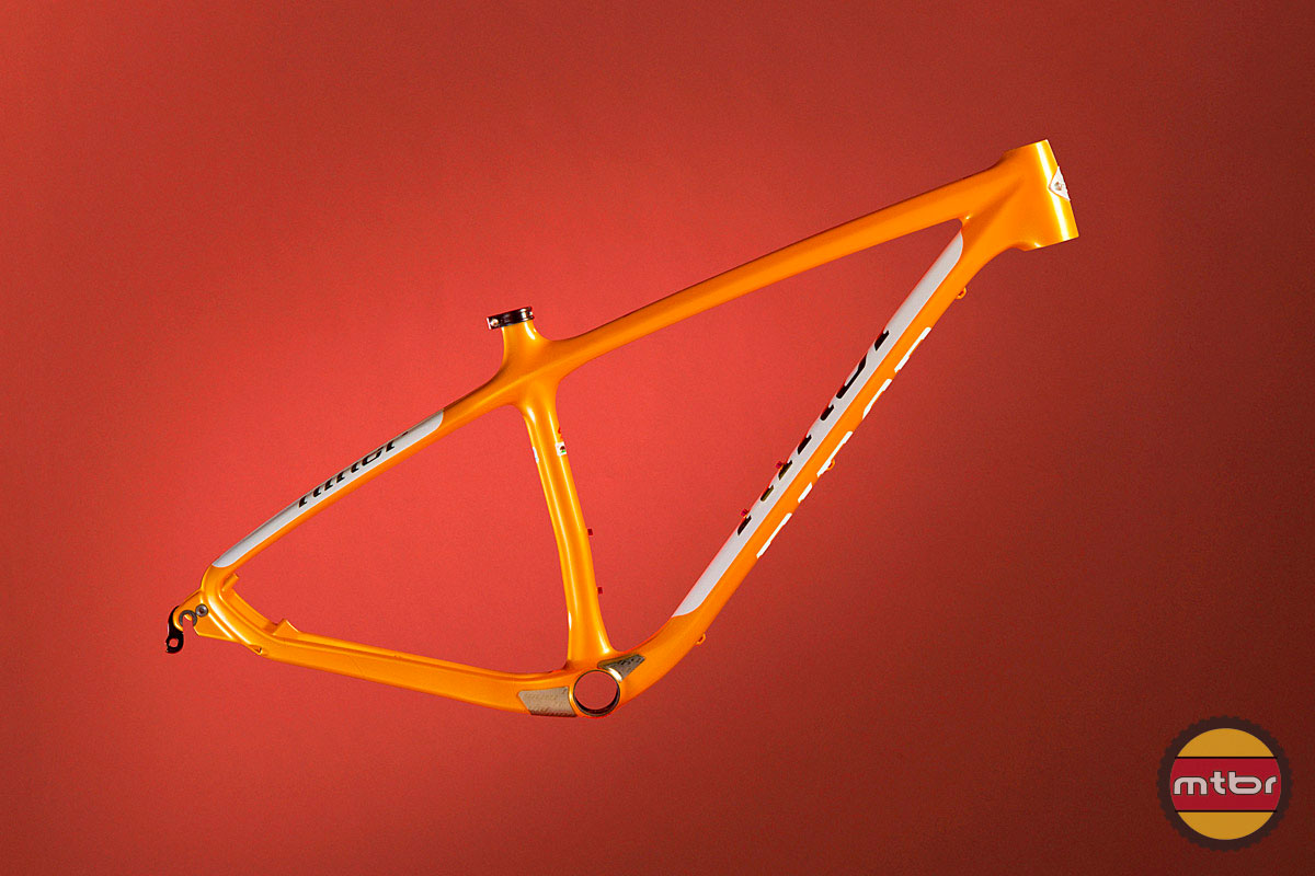 Niner AIR 9 Carbon Frame Niner Orange